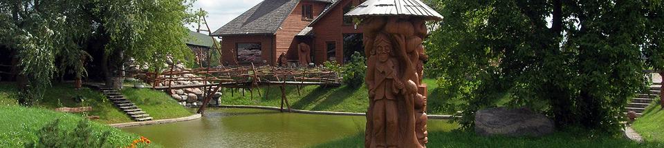 Jankauskų kaimo turizmo sodyba Tauragės rajone